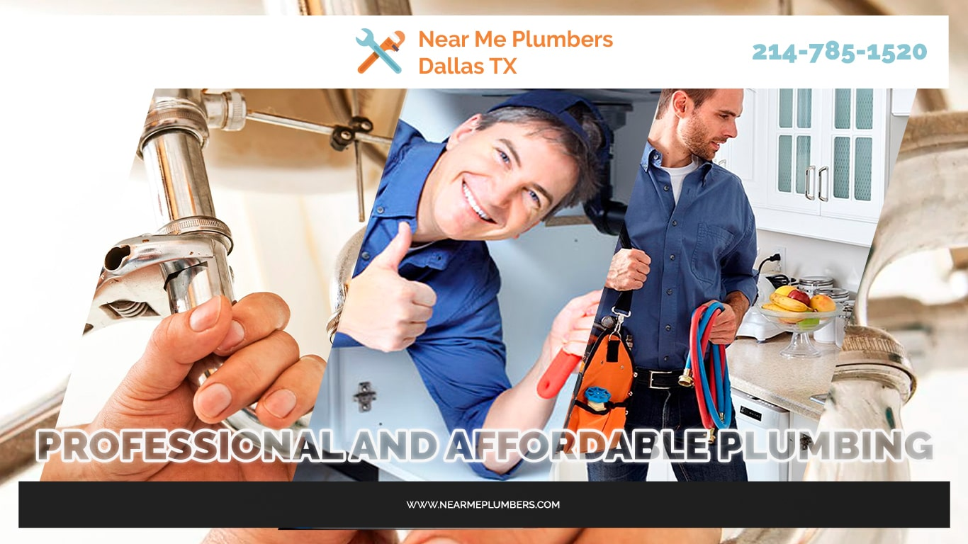 Plumbing Repair Dallas TX | Affordable Plumber Near Me